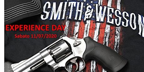 Smith & Wesson EXPERIENCE DAY biglietti