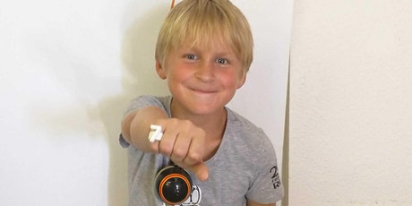 3D printing Level 2 (5-day summer camp) 6 to 7 years Tickets