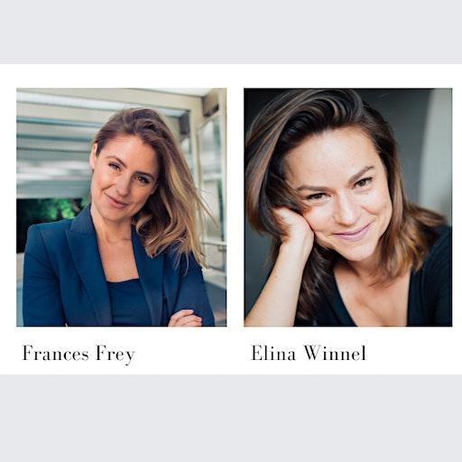 Elina & Frances logo