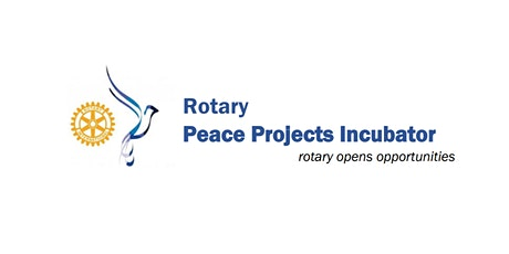 Rotarian Peace Projects Incubator ingressos