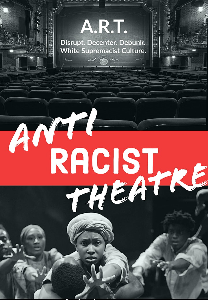 Anti-Racist Theatre: A Foundational Course image