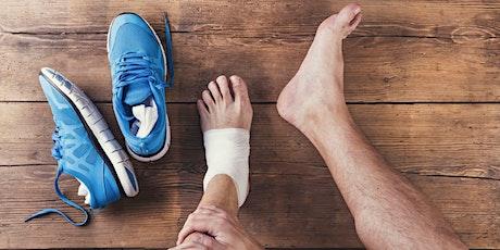 Mastering Lower Limb Tendinopathy ONLINE seminar 7th Aug & 14th Aug 2020 tickets