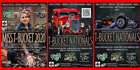 Australian T-Bucket Nationals, Hot Rod and Customs show tickets
