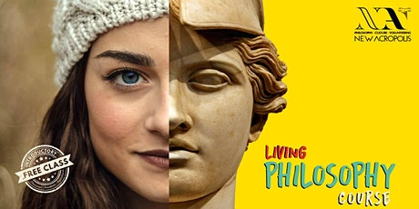 Introduction to Living Philosophy Course tickets