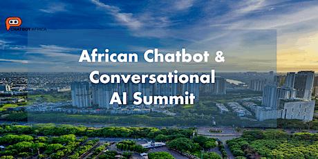 African Chatbot & Conversational AI Summit 2021 tickets
