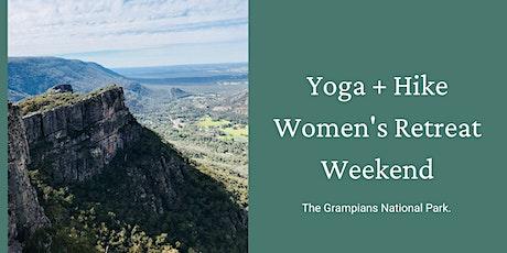Yoga + Hike Women's Retreat Weekend | Grampians tickets