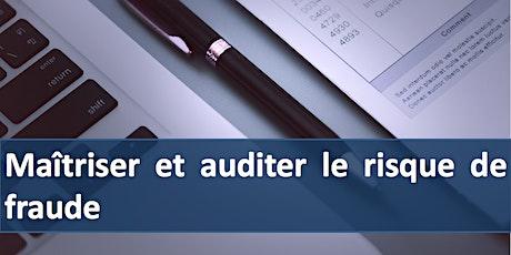 """Formation """" Maîtriser et auditer le risque de fraude """" billets"""