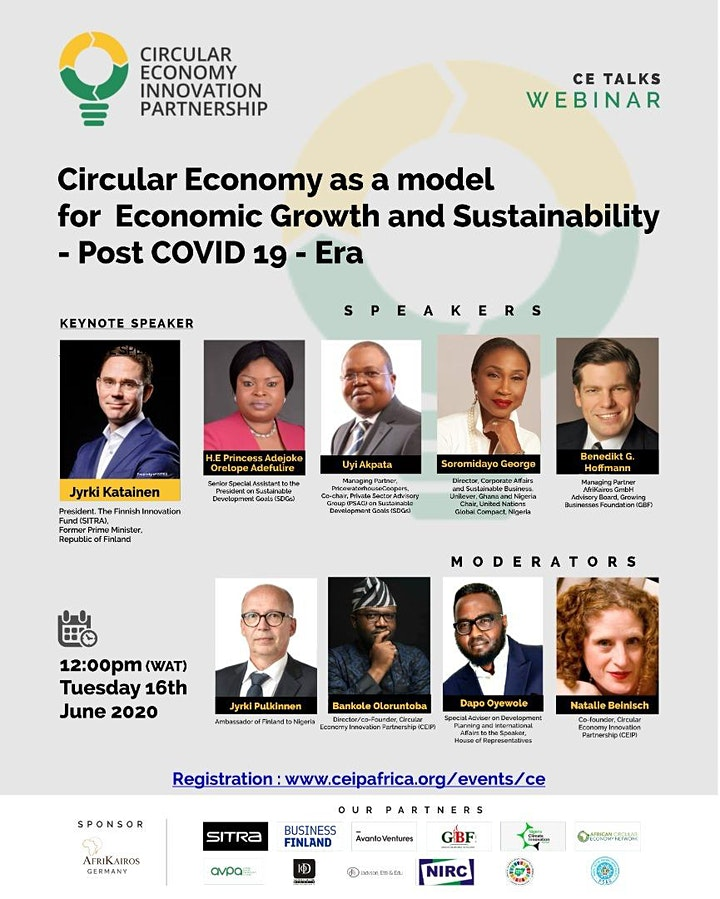 Circular Economy as a model for Economic Growth and Sustainability image