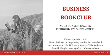 Business BOOKCLUB  - Voor de ambitieuze en enthousiaste ondernemer! tickets