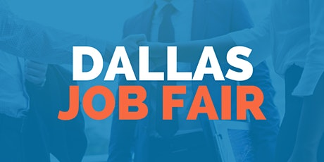 Dallas Job Fair - July 20, 2020 - Career Fair tickets