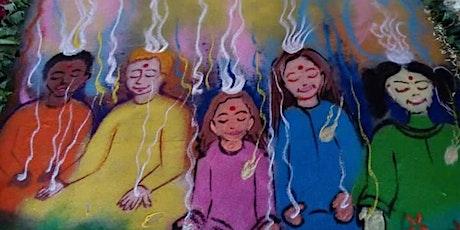 ONLINE: Let's Meditate Harrow: Free Guided Meditation tickets