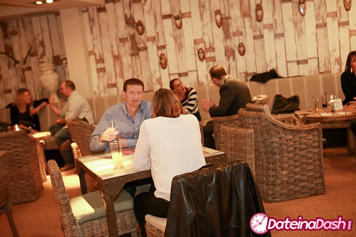Speed Dating @ One Kew Road, Richmond (Ages 30-50) image
