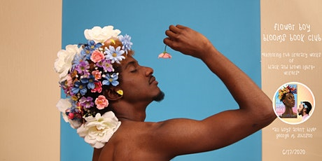 flower boy blooms: all boys aren't blue virtual book club and happy hour tickets