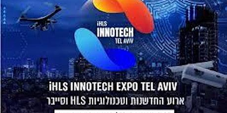 iHLS InnoTech Expo Tel Aviv tickets
