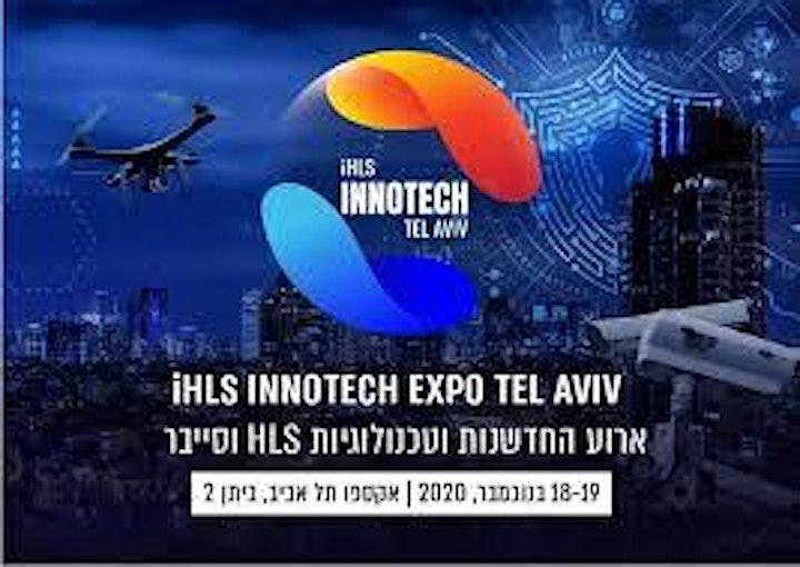 Image pour iHLS InnoTech Expo Tel Aviv
