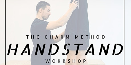 CHARM handstand workshop tickets