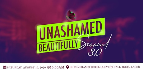 Unashamed Beautifully Scarred Initiative  3.0 tickets