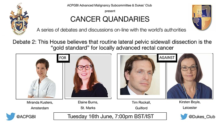 Cancer Quandries image