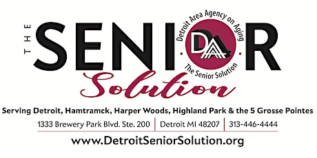 Detroit Area Agency on Aging Virtual Townhall tickets