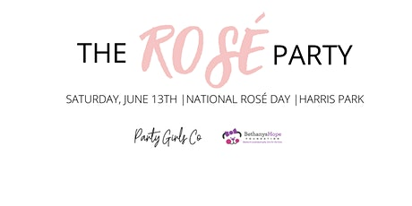 The Rosé Party in Harris Park, London, Ontario tickets