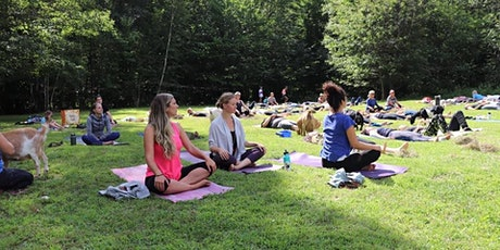 Goat Yoga at Legacy Lane Farm tickets