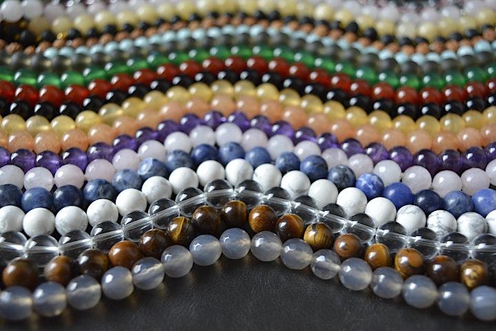 Erschaffe deine unique Malakette - der Meditationsschmuck Workshop: Bild