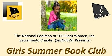 Girls Summer Book Club Meetings - Grades 1 - 3 tickets
