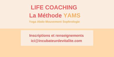 Life Coaching - Coaching pleine santé : forme et gestion du stress billets