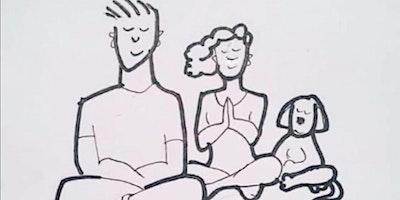 London Spiritual Meditation: Online Guided Session