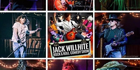 Jack Willhite Comedy Rock & Roll Dinner and Show - $35 tickets
