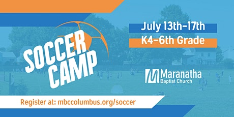 Soccer Camp tickets