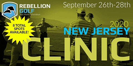 NEW JERSEY Rebellion Golf Clinic with Monte Scheinblum tickets