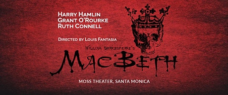 William Shakespeare's MacBeth tickets