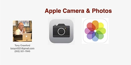 Apple Camera & Photos tickets
