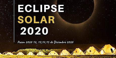 ECLIPSE SOLAR 2020 - PUCON CHILE