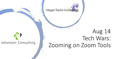 Tech Wars: Zooming on Zoom Tools tickets