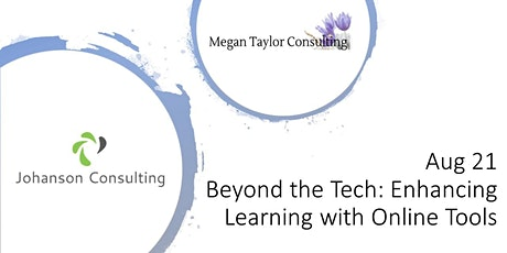 Beyond the Tech: Enhancing Learning with Online Tools tickets