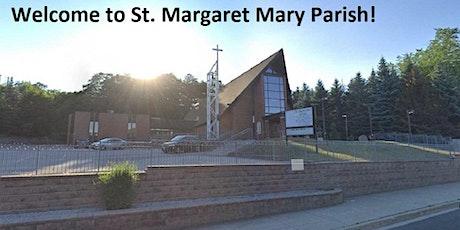 Weekend Mass - St. Margaret Mary Church tickets