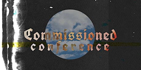 Commissioned Conference tickets