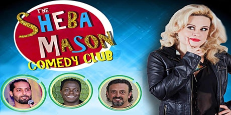 Sheba Mason Comedy Club at Empire Stage! Hilarious Comedy Shows! tickets