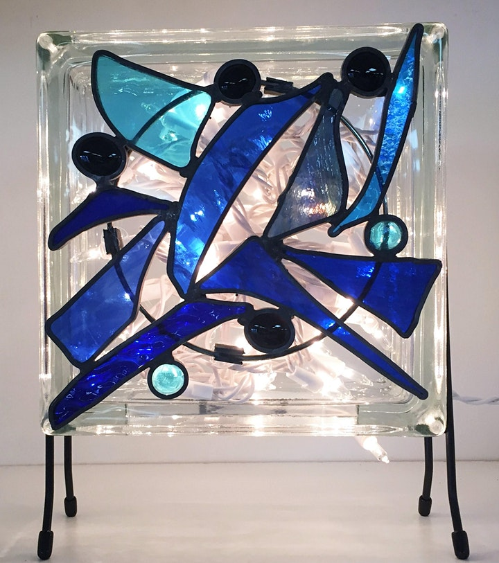 Introductory Stained Glass Workshop - 3.20.21 image