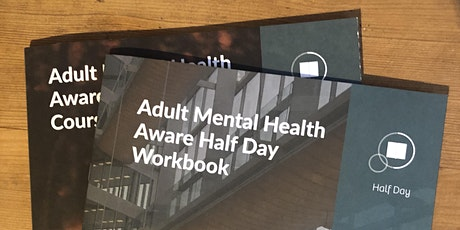 Online Adult Mental Health Aware Course tickets