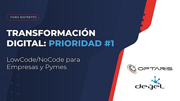 Imagen de Transformación digital: Prioridad # 1 by Optaris (Deyel)