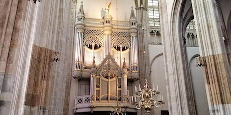 Zaterdagmiddagmuziek Domkerk tickets