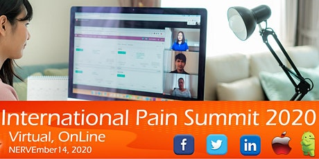International Pain Summit 2020 tickets