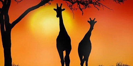 Pour & Paint Giraffes tickets