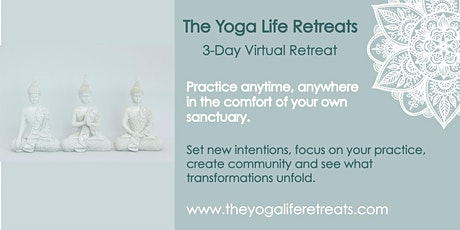 3-Day Virtual Yoga Retreat tickets
