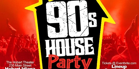 90s House Concert in Hobart Indiana tickets
