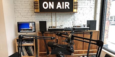 Podcasting 101: Remote Recording Edition tickets