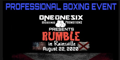 Rumble in Rainsville tickets